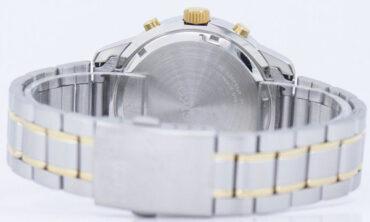SEIKO QUARTZ Chronograph SKS607P1
