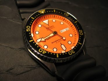 Seiko Diver SKX011J1