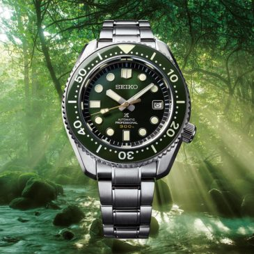 Seiko's expertise in diver's watches is celebrated in the new Prospex collection