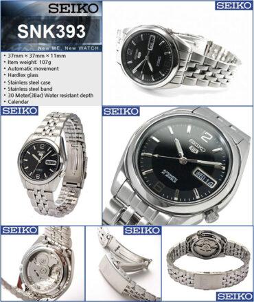 SEIKO 5 Automatic SNK393K1