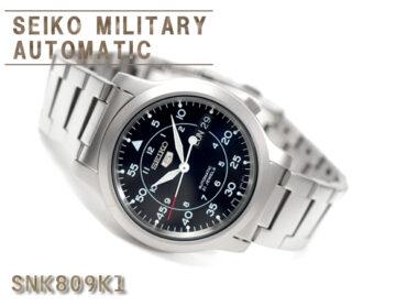 SEIKO 5 Automatic SNK809K1
