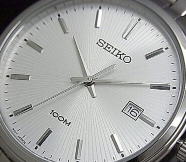 SEIKO QUARTZ Neo Classic SUR257P1