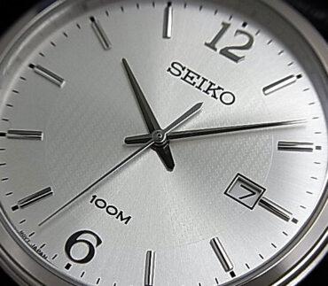 SEIKO QUARTZ Neo Classic SUR265P1