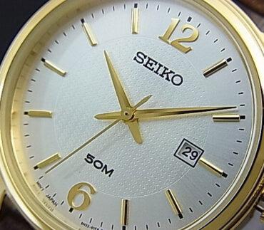 SEIKO QUARTZ Neo Classic SUR658P1