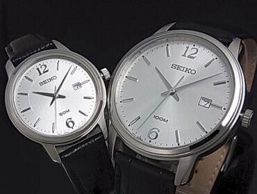 SEIKO QUARTZ Neo Classic SUR659P1