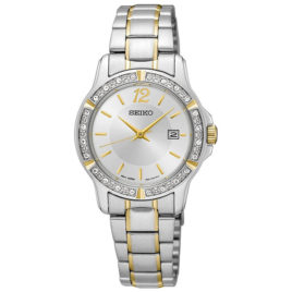 SEIKO QUARTZ Ladies SUR718P1