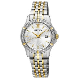 SEIKO QUARTZ Ladies SUR732P1
