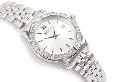 SEIKO QUARTZ Ladies SUR741P1