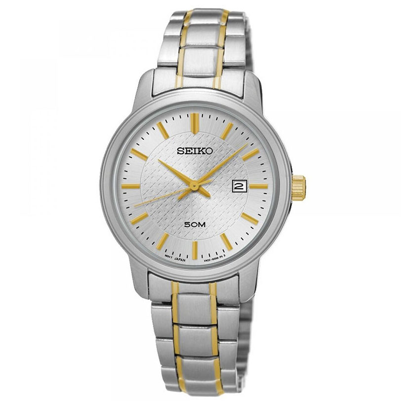 97b6bf8c4 SEIKO QUARTZ Neo Classic SUR745P1 - SWING WATCH Indonesia