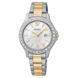 SEIKO QUARTZ Ladies SUR783P1