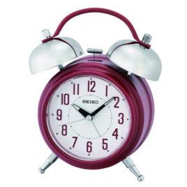 SEIKO Alarm Clock QHK051R