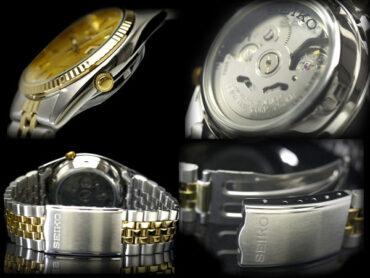 Seiko 5 Automatic SNXJ92K1