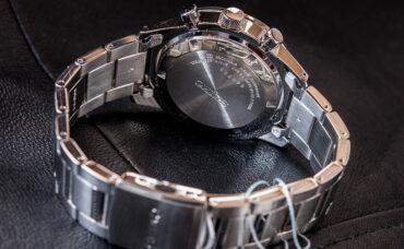 SEIKO QUARTZ Chronograph SSB313P1
