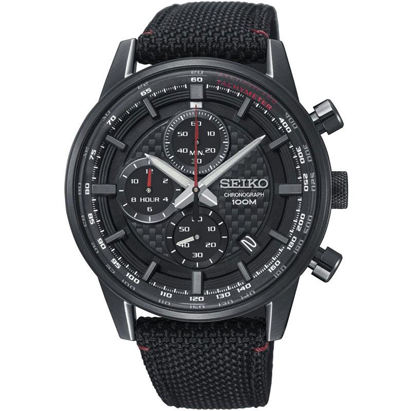 Seiko Quartz Chronograph Ssb315p1 Swing Watch Indonesia