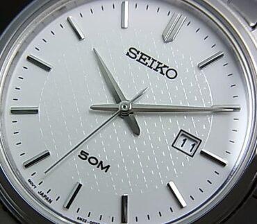SEIKO QUARTZ Neo Classic SUR751P1