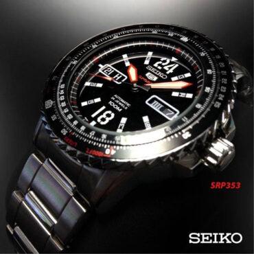 SEIKO 5 Sports SRP353K1