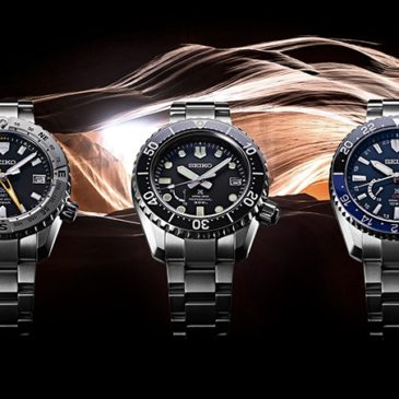 The Seiko Prospex LX line. The true spirit of Seiko