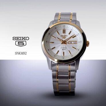 Seiko 5 Automatic SNKM92K1