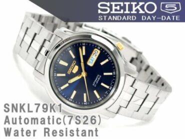 Seiko 5 Automatic SNKL79K1