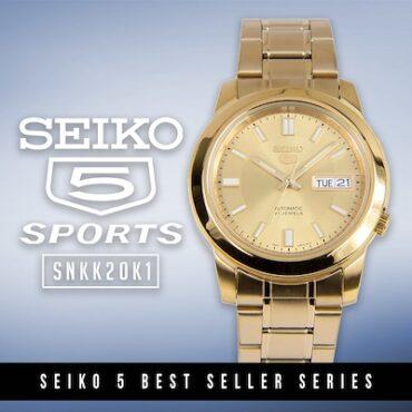 Seiko 5 Automatic SNKK20K1