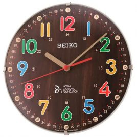 SEIKO Wall Clock QXA932B