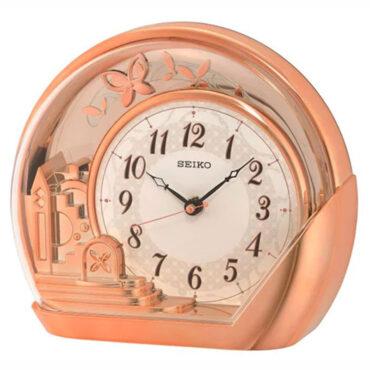 SEIKO Desk Table Clock QXN232P