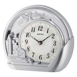 SEIKO Desk Table Clock QXN232S