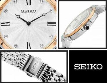 Seiko QUARTZ Ladies SFQ798P1
