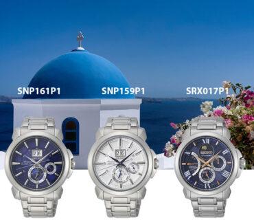 Seiko Premier SNP161P1 SNP159P1 SRX017P1