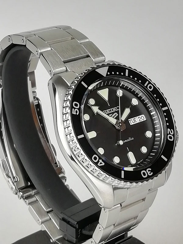 The Premier Silver Spring >> SEIKO 5 Sports SRPD55K1 - SWING WATCH Indonesia