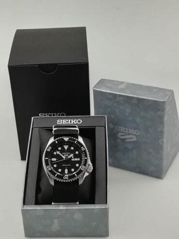 Seiko 5 Sports SRPD55K3 Box