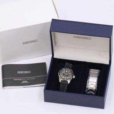 Seiko Prospex SBDX019 Box