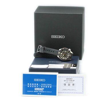 Seiko Prospex SBEX007 Box