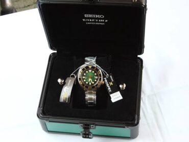 Seiko Prospex SPB031J1 Box