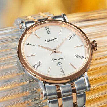 Seiko Premier SXB430P1