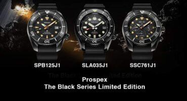 Seiko Prospex SPB125J1 SLA035J1 SSC761J1