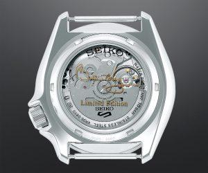 Seiko 5 SRPE83K1 Case