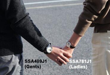 Seiko Presage SSA409J1 SSA781J1