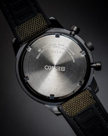 SEIKO QUARTZ Chronograph SSB369P1