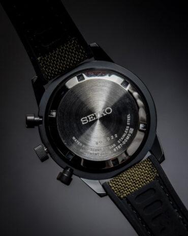 SEIKO QUARTZ Chronograph SSB373P1