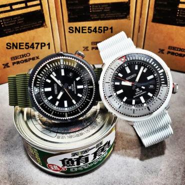 Seiko Prospex SNE545P1 SNE547P1