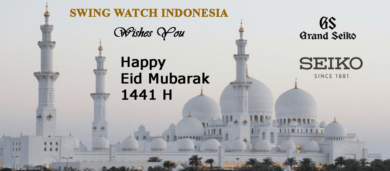 Happy Eid Mubarak 1441 H
