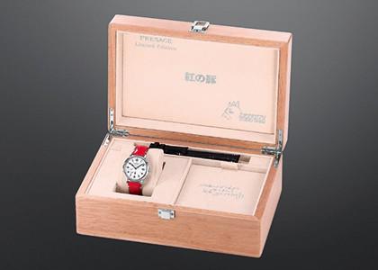 Seiko Presage Porco Rosso Box