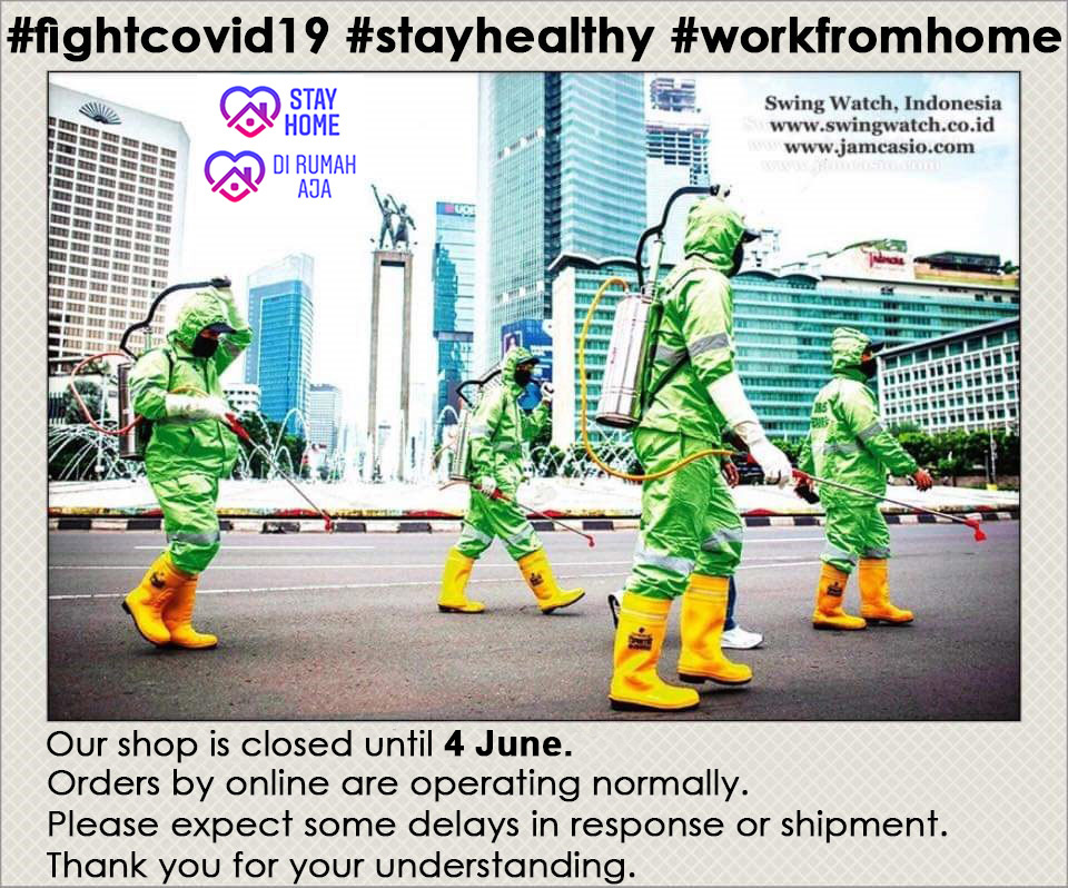 Temporary closing Covid19 Swing Watch Indonesia