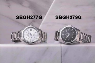 Grand Seiko SBGH277G SBGH279G