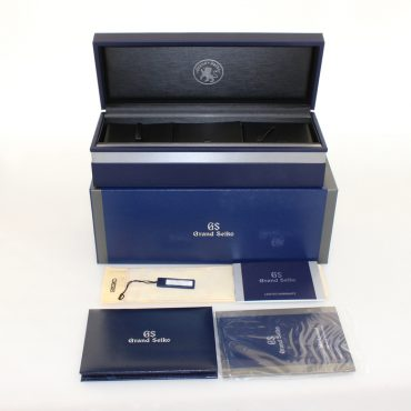 Grand Seiko SBGK006J Box
