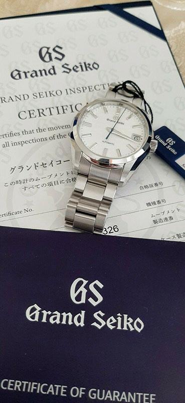 Grand Seiko SBGR319G