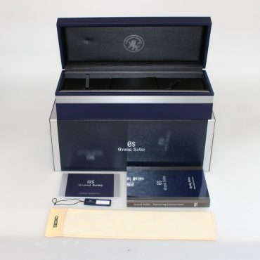Grand Seiko SBGY002G Box