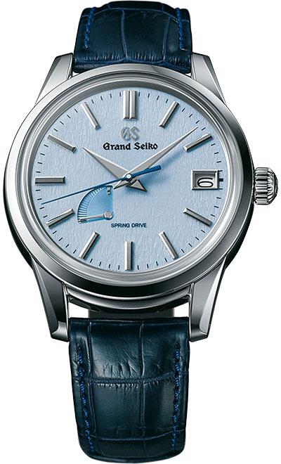 Grand Seiko SBGA407G Design