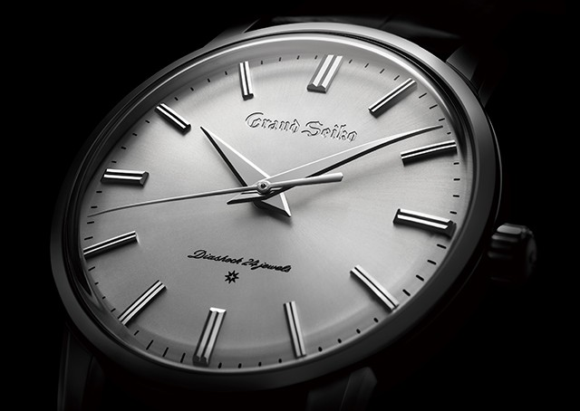 Grand Seiko 1960 Recreation hands